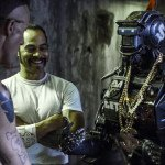 Chappie – robot gangsta