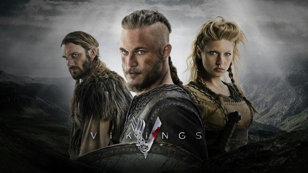 wikingowie serial