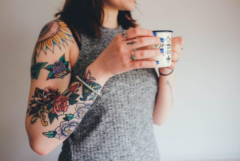 Czy Zrobić Sobie Tatuaż Chodź Powiem Ci Partyzantka
