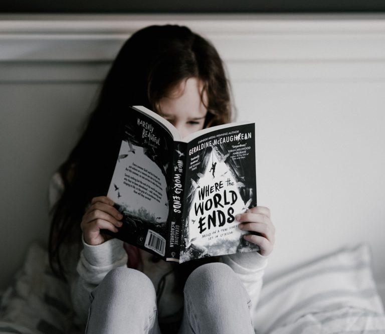książki z dzieciństwa